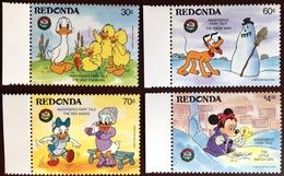 Antigua Redonda 1986 Christmas MNH - Antigua And Barbuda (1981-...)