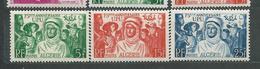 ALGERIE   N°  276/78  **  TB  1 - Algérie (1924-1962)