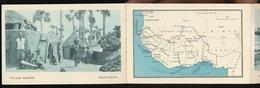 SENEGAL- CARTE PANORAMIQUE  VOIR 4 SCANS  2 SCANS - Sénégal
