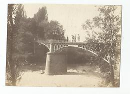 Photographie 83 Var Le Muy Pont Sur L'argens  1904  Photo 11x8 Cm Env - Lieux