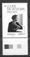France 2019 - Louise De Vilmorin ** - France