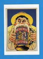 CPM - Biére Du LION, Affiche Eugène Ogé 1905.  Vedi Descrizione - Cartoline