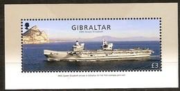 Gibraltar 2018 Micheln° Bloc 131 *** MNH  Bateaux Boten Ships - Gibraltar