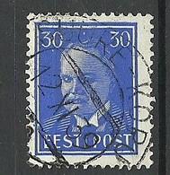 Estland Estonia 1939 O SUURE-KÕPU Auf Michel 147 - Estland