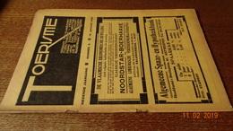 #20700 [Boek - Tijdschrift] Toerisme, Negende Jaargang, Nummer 2, 15 Januari 1930 Zinnik Soignies Moorsel (aalst) Loo Lo - Tourisme