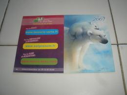 CALENDRIER PETIT FORMAT 2007 - Calendars