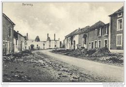 BARANZY ..-- MILITARIA  N° 175 .   En Ruines !!! - Musson