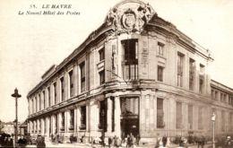 N°69820 -cpa Le Havre -le Nouvel Hôtel Des Postes- - Postal Services