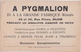 Bg - Cpa Illustrée Lippe -  DIJON - Rue Amiral Roussin (pub Confections PYGMALION Au Dos) - Dijon