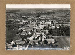 CPSM Dentelée - HESSENHEIM (67) - Vue Aérienne Du Village Dans Les Années 50 / 60 - Frankreich
