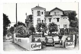 ROYAT  (cpsm 63)   Cottage -hôtel   -  L  1 - Royat