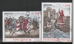 FRANCE - N°4704/5 Obl  (2012) Les Grandes Heures De L'histoire De France (I) - France