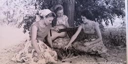 Women Playing Chess  - Vintage Photography 1960s  Old USSR Photo - JEU - ECHECS - CHESS - ECHECS - Sports