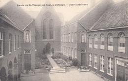 Deftinge - Pensionnat - Cour Intérieure - Lierde Geraardsbergen Brakel - Lierde
