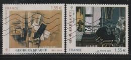 FRANCE - N°4800/1 Obl  (2013) Georges Braque - France