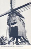 Hemelveerdegem - Keibergmolen - Lierde Geraardsbergen Brakel - Moulin - Lierde