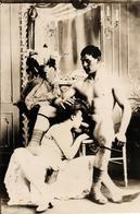 LOT DE 7 CPA PHOTO PORNOGRAPHIQUE - - Nus Adultes (< 1960)