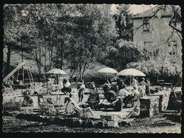 LA ROCHE EN ARDENNE   L'HOTEL CHAMPETRE ,, LES MERLETTES ,, - La-Roche-en-Ardenne