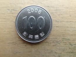 Koree Du Sud  100  Won  2008  Km 35.2 - Korea, South