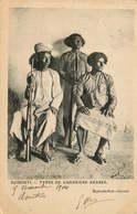AFRIQUE  DJIBOUTI  Types De Guerriers Arabes - Djibouti
