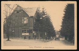 CAMP D'ELSENBORN  LA CANTINE RESTAURANT - Elsenborn (Kamp)