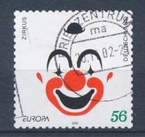 Duitsland/Germany/Allemagne/Deutschland 2002 Mi: 2272 Yt: 2100 (Gebr/used/obl/o)(4094) - Gebruikt