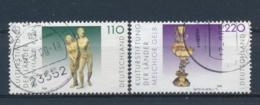 Duitsland/Germany/Allemagne/Deutschland 2000 Mi: 2107-2108 Yt: 1940-1941 (Gebr/used/obl/o)(4101) - Gebruikt