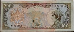 BHUTAN P. 20 100 N 1994 VF - Bhoutan