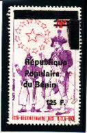 Bénin 1988  ( 125F/75F - Bi-Centenaire Des USA )  **  Luxe  TRES RARE - Benin - Dahomey (1960-...)