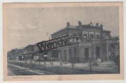 Chojnice (Dworzec) - Pologne