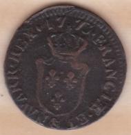 Demi Sol 1773 & Aix , Louis XV . TTB/VF - 987-1789 Royal