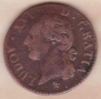 Demi Sol 1788 MA Marseille. Louis XVI - 987-1789 Monnaies Royales