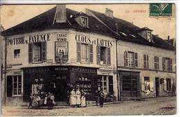 02 - ESSOMES - Magasin Planson - Trés Ancienne Et Trés Fine - Autres Communes