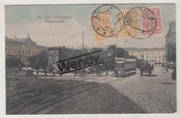 Warszawa (Plac Krasinski Met Tram) - Pologne