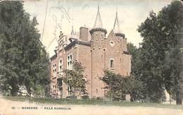 Waremme - Villa Dumoulin (colorisée, Bertel) - Waremme