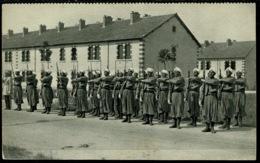 Ref 1273 - Military Postcard - Moroccan Soldiers - Tirailleurs Marocains Morocco - Regimientos