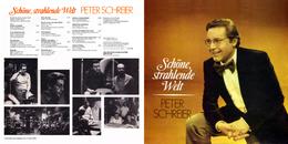 Superlimited Edition CD Peter Schreier. SCHÖNE, STRAHLENDE WELT. - Oper & Operette