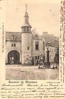 Souvenir De Waremme - L'Hôtel De Ville (1901) - Borgworm