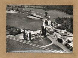 CPSM Dentelée - ENSISHEIM (68) - Vue Aérienne Du Quartier De L'Ecole Des Mines Dans Les Années 50 - Autres Communes