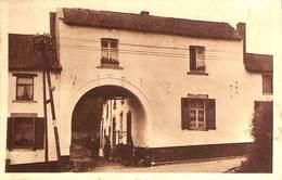 Wonck - Ancienne Maison Du XVI Siècle - La Grande Porte (animée) - Bassenge