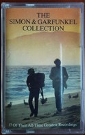 THE SIMON AND GARFUNKEL COLLECTION 17 GREATEST RECORDINGS SOUND OF SILENCE MRS ROBINSON... - Cassettes Audio