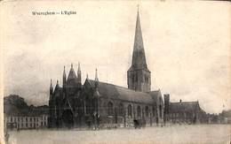 Waregem - L'Eglise (animation, 1921) - Waregem