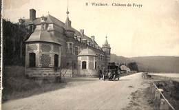 Waulsort - Château De Freyr (animation, Oldtimer...adhésif) - Hastière