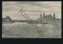 New York - Ellis Island [AA36 1.455 - Unclassified