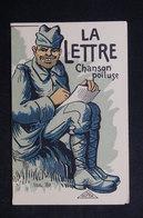 MILITARIA - Carte Postale - Carte Postale Double - Chansons Poiluse - L 22419 - Humoristiques