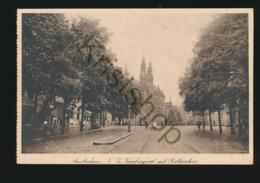 Amsterdam - N.Z. Voorburgwal Met Postkantoor [AA36 1709 - Unclassified