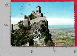 CARTOLINA VG SAN MARINO - Prima Torre - 10 X 15 - ANN. 19?? - San Marino