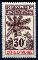 Côte-d'Ivoire         28  ** - Unused Stamps