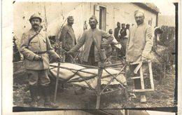 CARTE PHOTO .... GROUPE - Guerre 1914-18