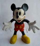 FIGURINE LARGO MICKEY BENDEM FLEXIBLE Walt Disney - Disney